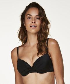 Bikini pushup-indlæg, tan