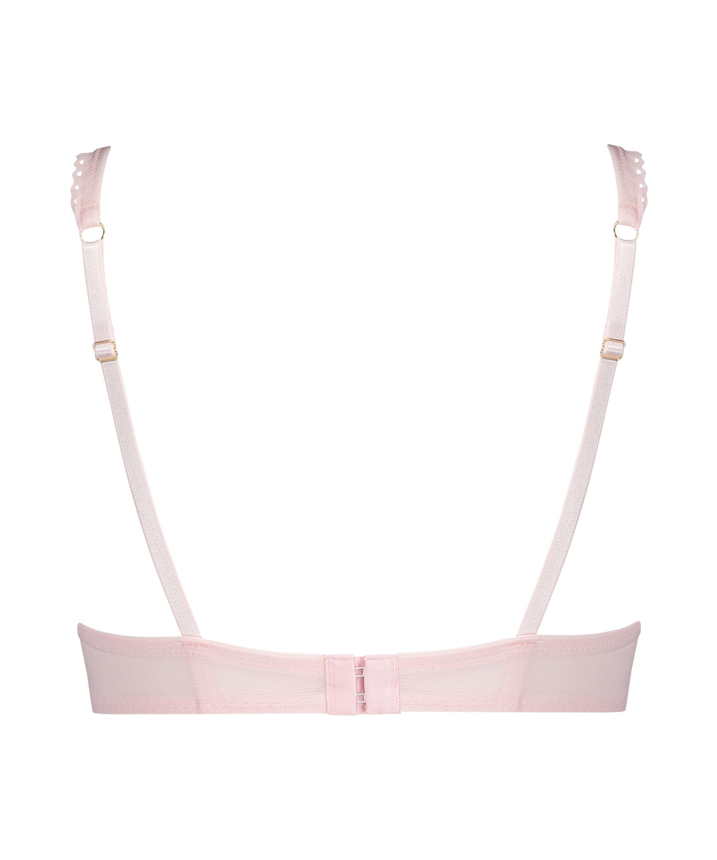 Formstøbt bøjle-bh Malika, pink, main