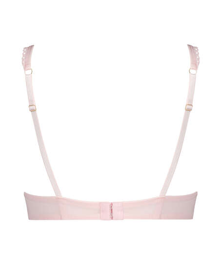 Formstøbt bøjle-bh Malika, pink