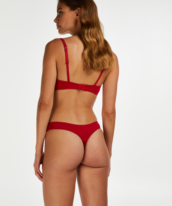 Maya g-streng, rød, main
