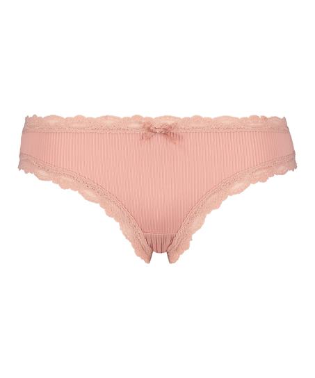 Brasiliansk trusse Jessica, pink
