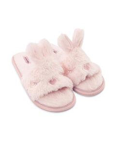 Bunny Lady hjemmesko, pink