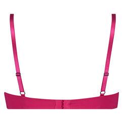 Plunge formstøbt bøjle-bh, pink