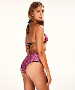 Triangle bikinitop Haze, pink