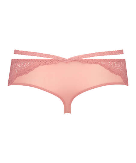 Simone blondehipster, pink