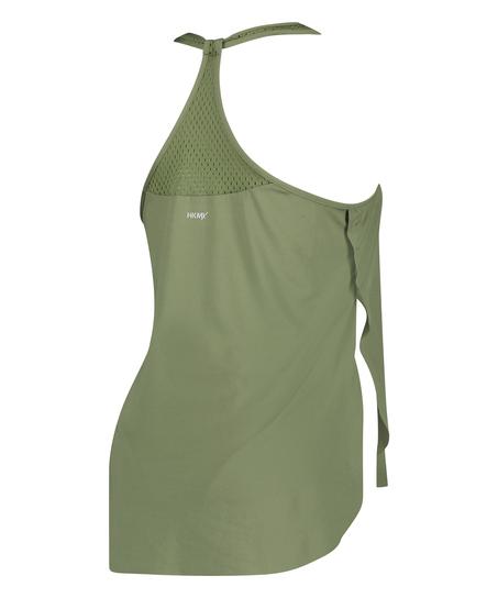 HKMX Tank top loose fit, grøn