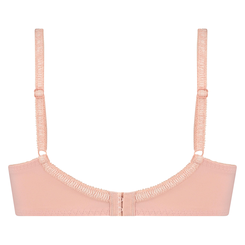 Diva ikke-formstøbt bøjle-bh, pink, main