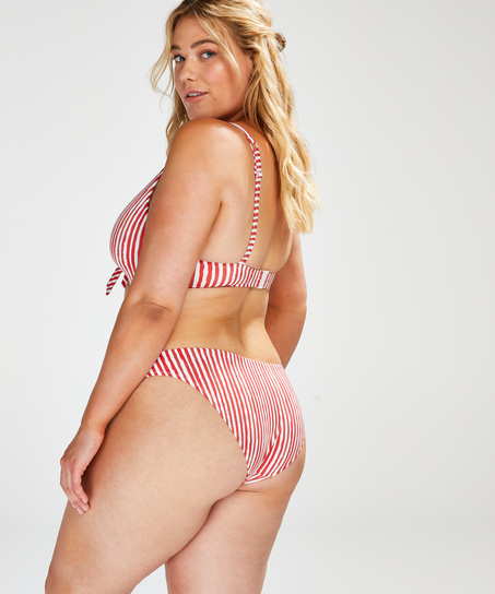 Rio bikinitrusse Julia, rød