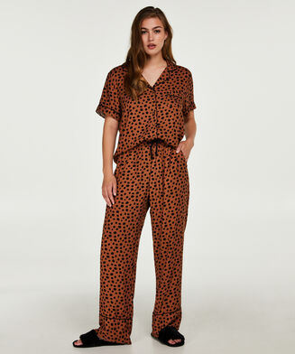 Pyjamasbukser, Brown