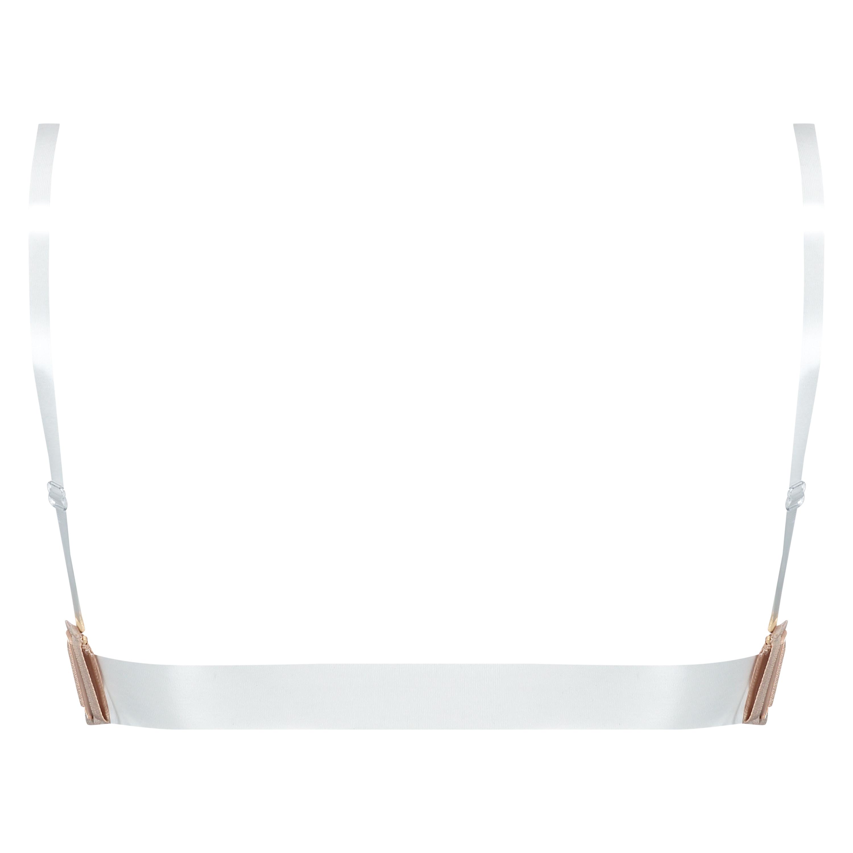 Transparent Back formstøbt bøjle-bh, Beige, main