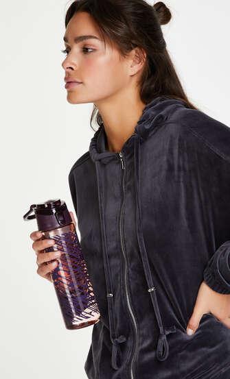 Vandflaske, lilla