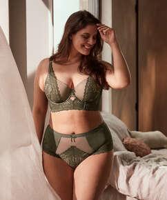 Maxi-trusse Rabella I AM Danielle, grøn
