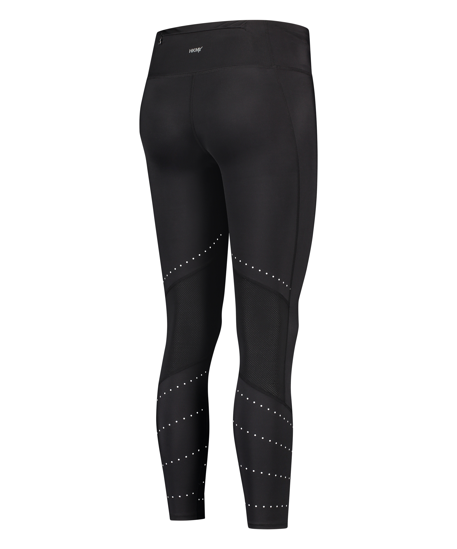 HKMX Run Baby Run-leggings med normal talje, sort, main