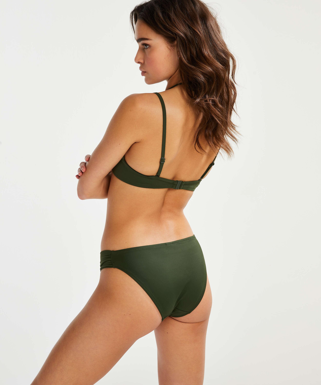 Luxe Rio bikinishorts, grøn, main