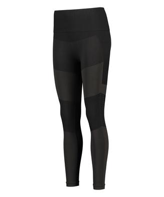 HKMX The Motion-leggings med høj talje , sort