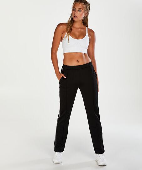HKMX Tracksuit bukser, sort