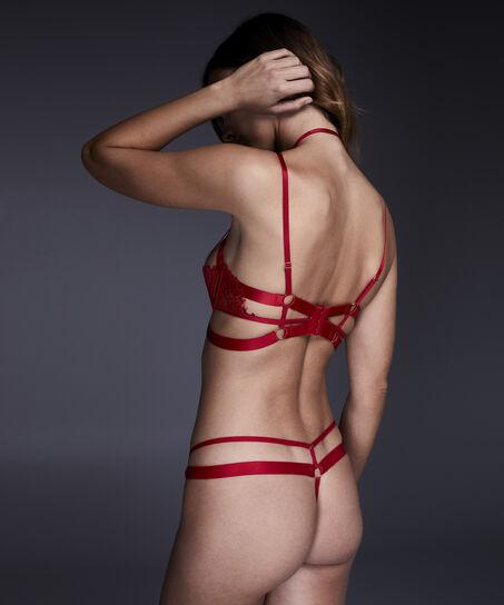 Jacky g-streng, rød