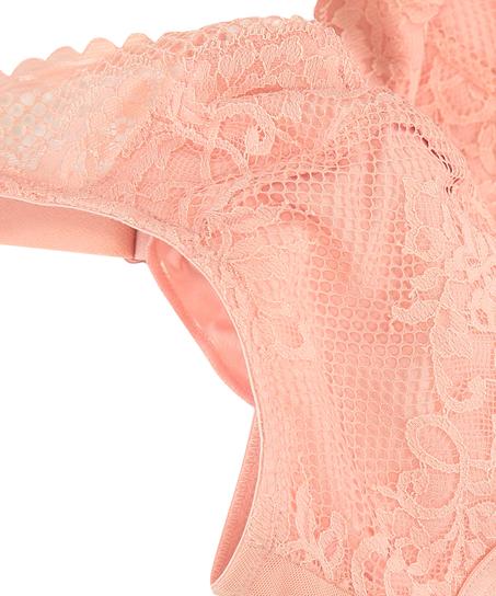 Protese-bh uden bøjle Morgan, pink