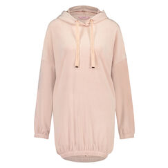 Badekåbe Velour Dress, pink