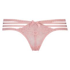 Isla lav g-streng, pink