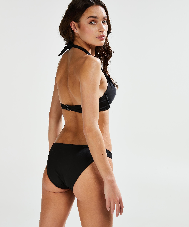 Sunset Dream formstøbt pushup-bikinitop Størrelse A - E, sort, main
