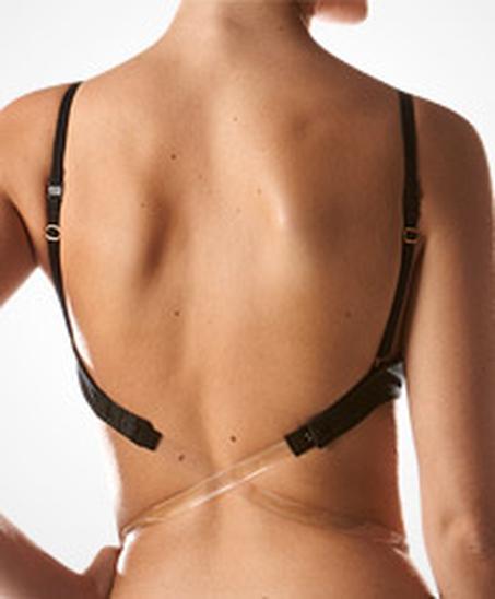 Low Back strop, hvid
