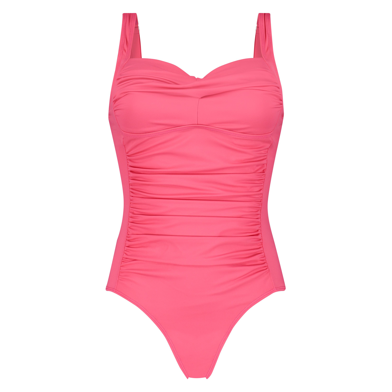 Sunset Dreams Ocean badedragt, pink, main