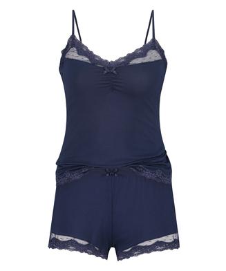 Pyjamassæt, blå