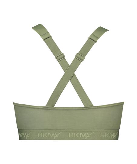 HKMX Sport-bh The Pro Level 3, grøn