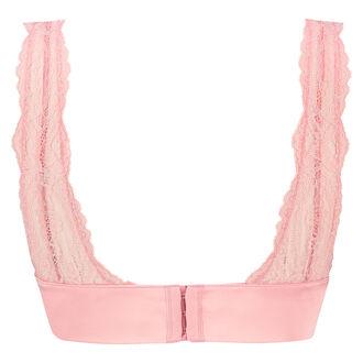 Ann Kathrin Iyana bralette, pink