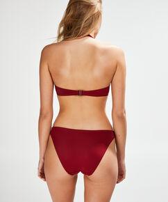 Sunset Dream formstøbt pushup-bikinitop, rød