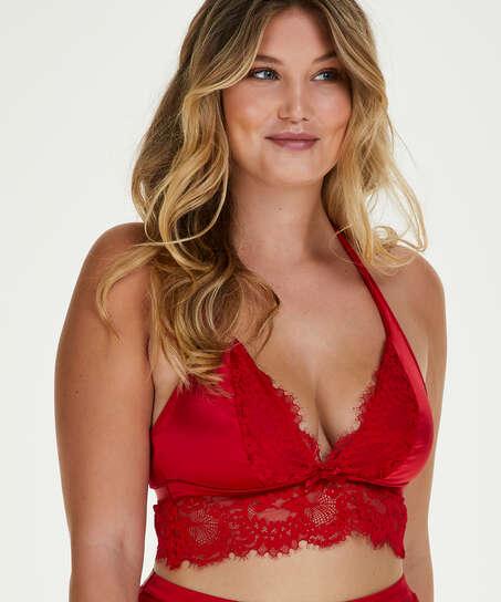 Bralette Perla, rød
