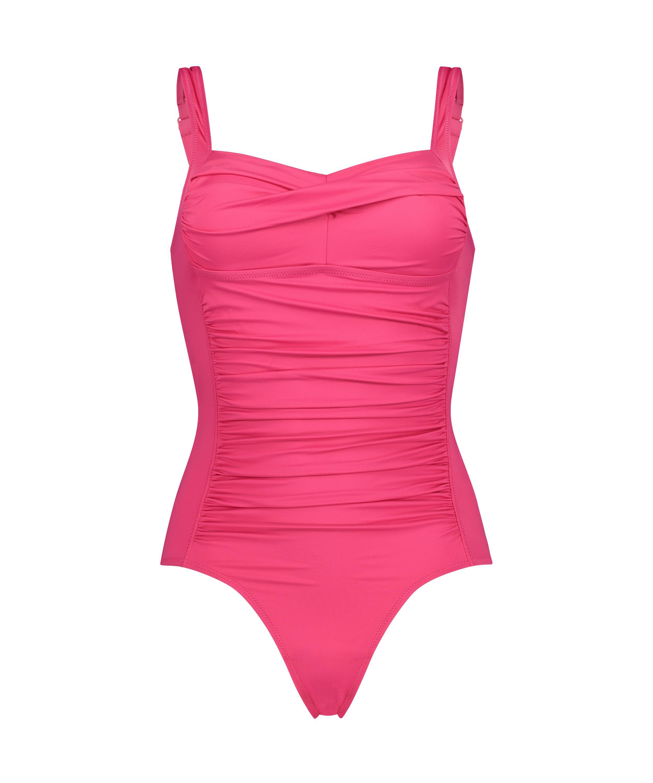 Badedragt Luxe, pink, main