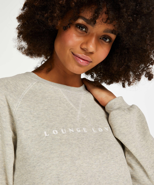 Sweater Sweat Brush, Beige, main