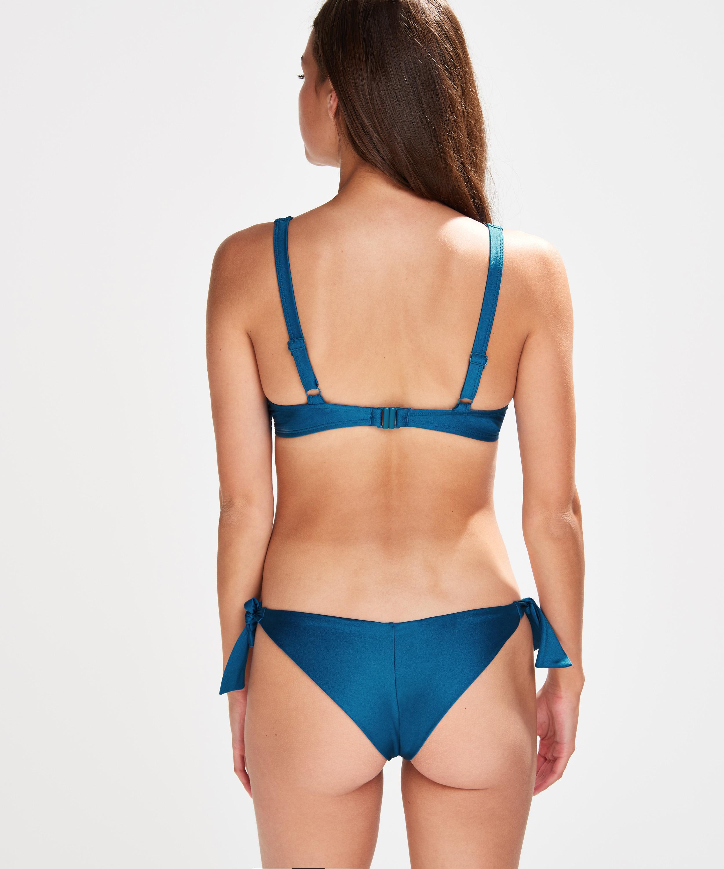 Sunset Dream brasiliansk bikinitrusse, blå, main