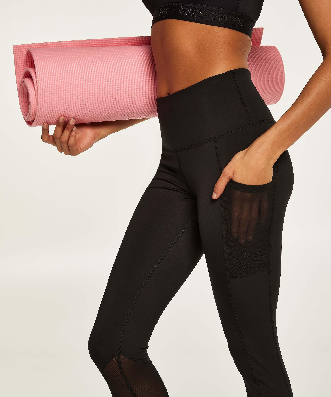 HKMX Oh My Squat-leggings med høj talje, sort, main