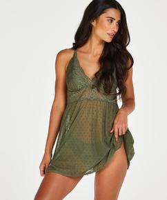 Beatriz babydoll, grøn