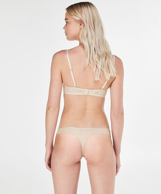 Angie Nude g-streng, pink