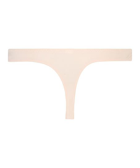 Secret Lace g-streng, pink