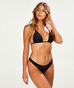 Triangle bikinitop Haze, sort