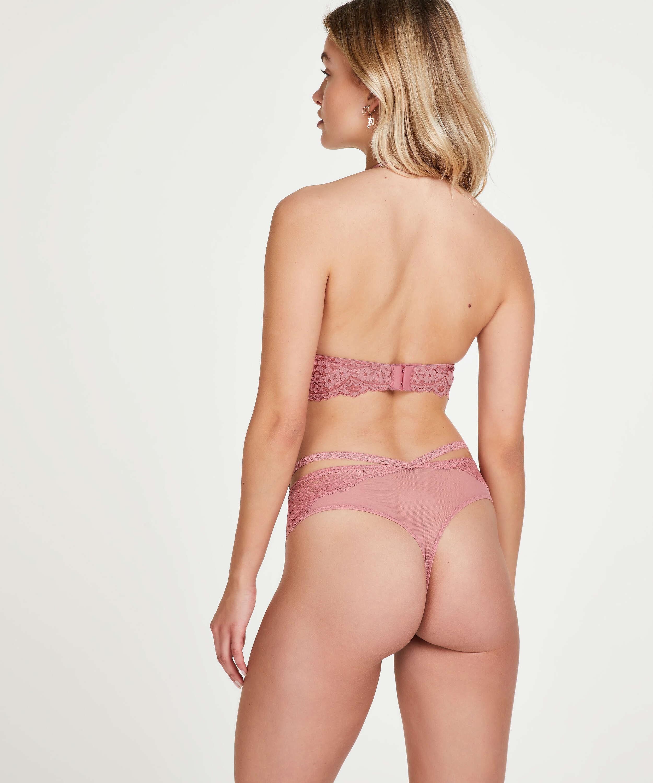 Simone blondehipster, pink, main