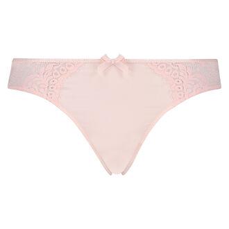 G-streng Willow, pink