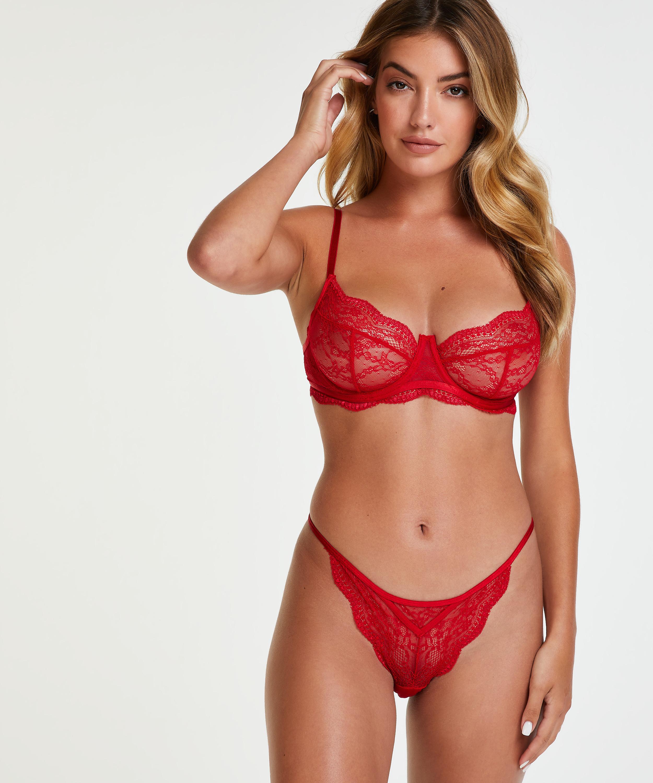 G-streng Isabelle, rød, main