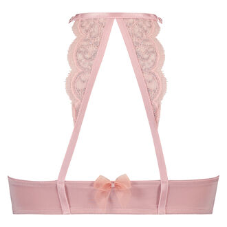 Daphne formstøbt pushup-bøjle-bh, pink