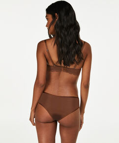 Angie Nude brasiliansk trusse, Brown