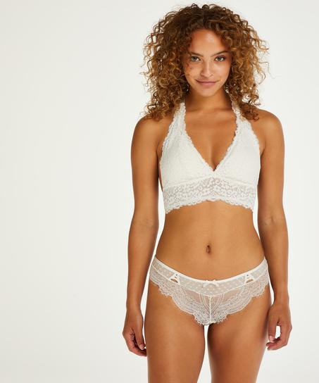 Brasiliansk Aylin, hvid