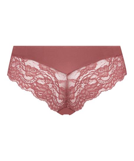 Brasilianske shorts Teddy, pink