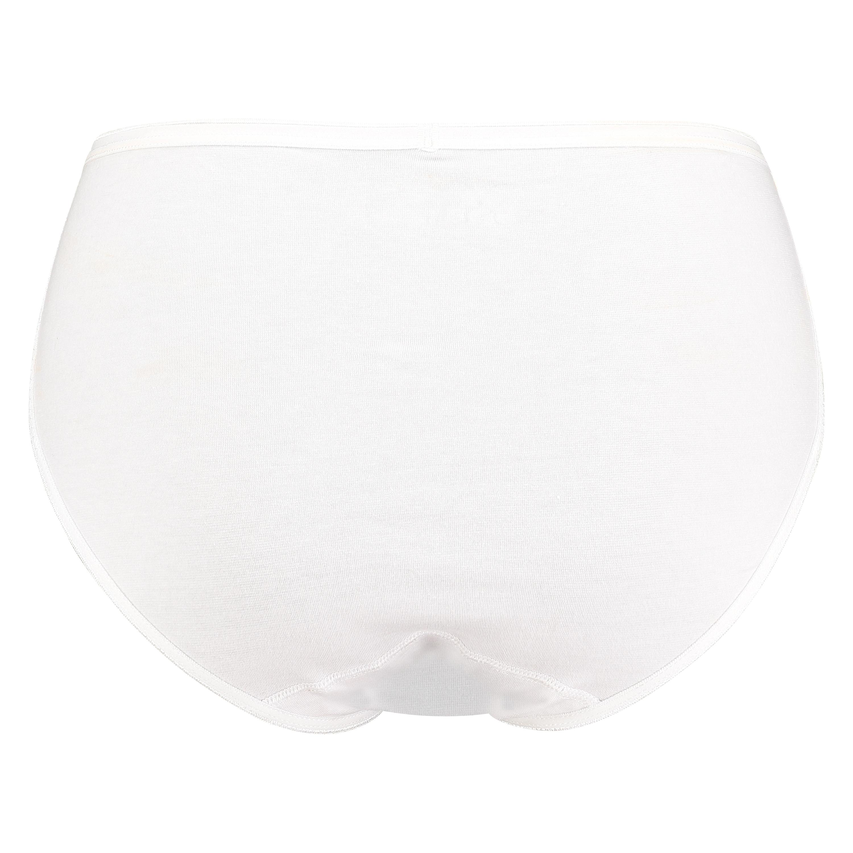 Superslip Lace Midi, hvid, main