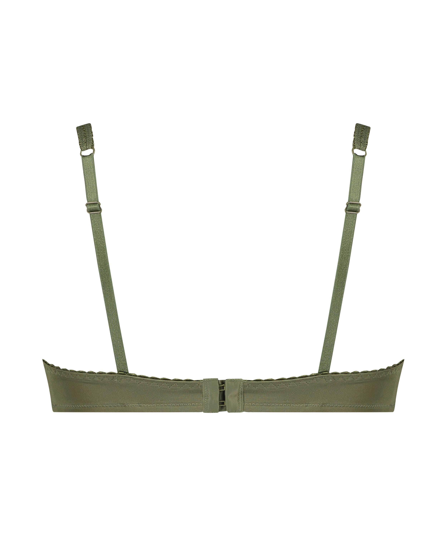 Formstøbt bøjle-bh Marion, grøn, main