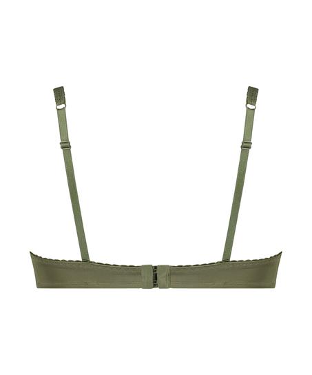 Formstøbt bøjle-bh Marion, grøn